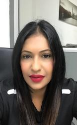 Janel Kissoon, estate agent