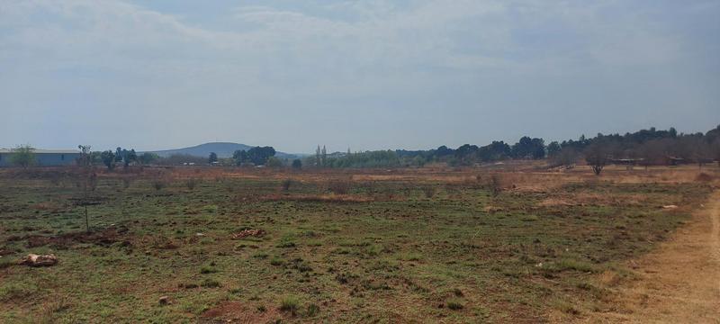 Vacant Land / Plot For Sale in Raslouw, Centurion